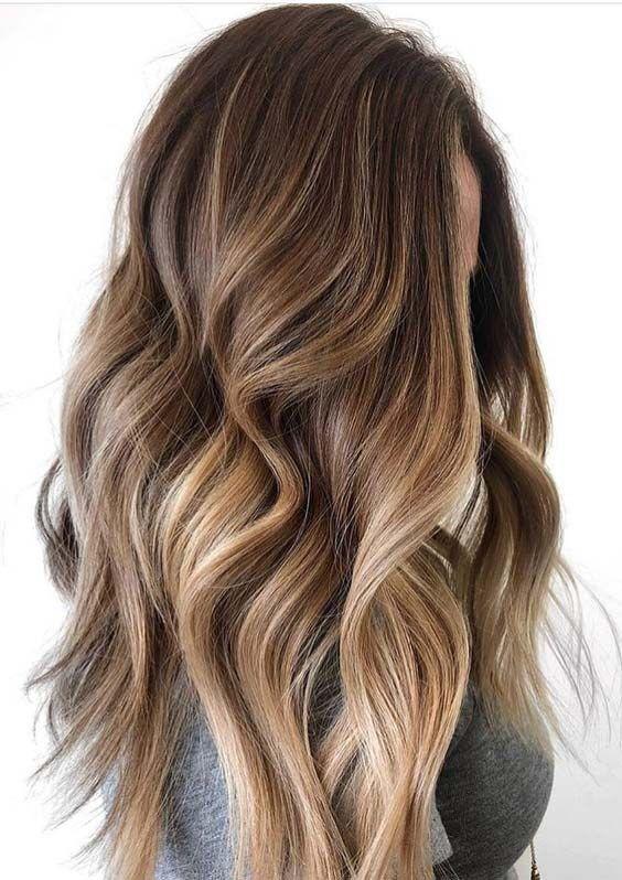 34 Balayage Hair Color