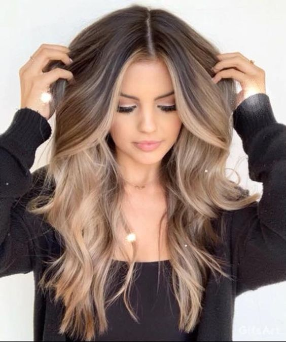36 Balayage Hair Color