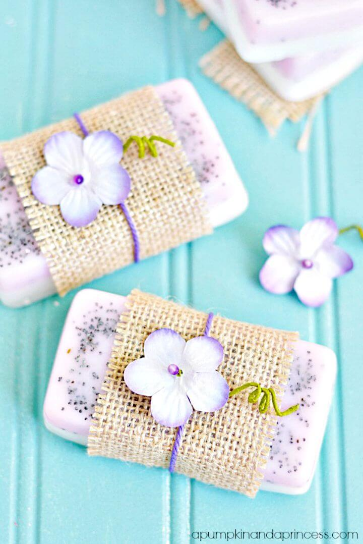 37 Easy Homemade Lavender and Lemon Soap Recipe
