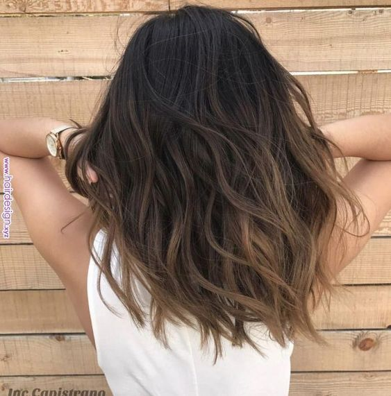 38 Balayage Hair Color