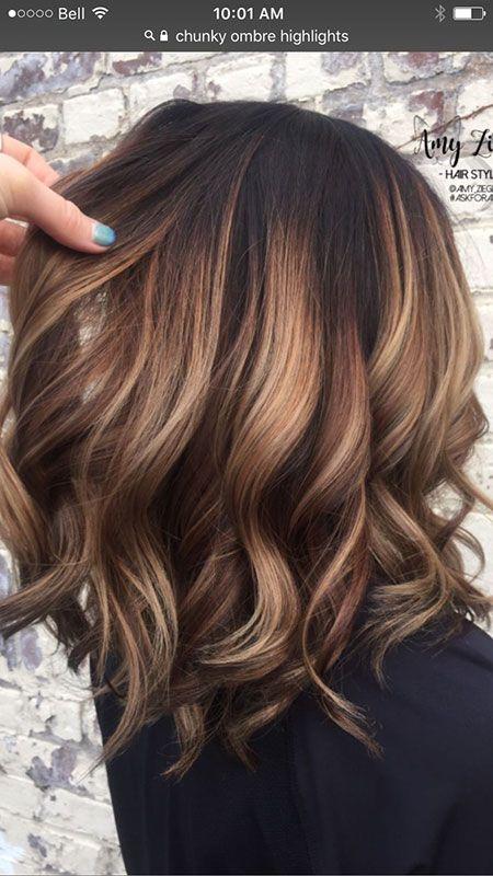 4 Balayage Hair Color