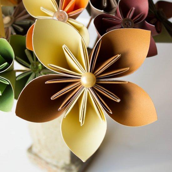 4 Kusudama Flower