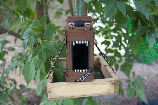 4 Wookie Birdhouse