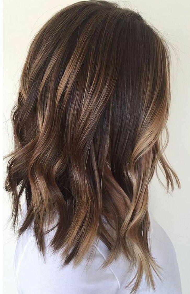 40 Balayage Hair Color