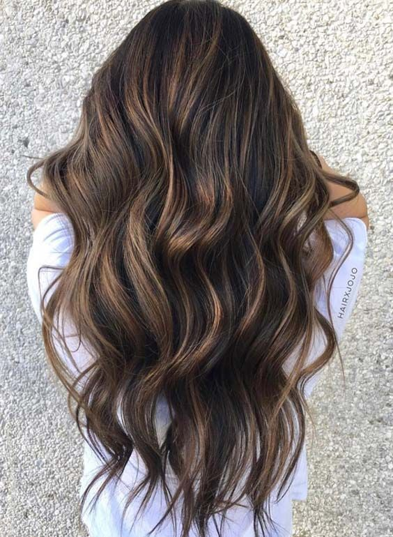43 Balayage Hair Color