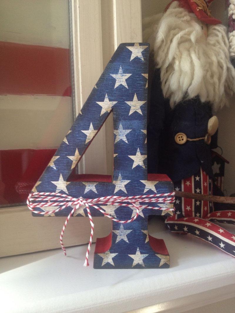 44 DIY Patriotic Wreaths