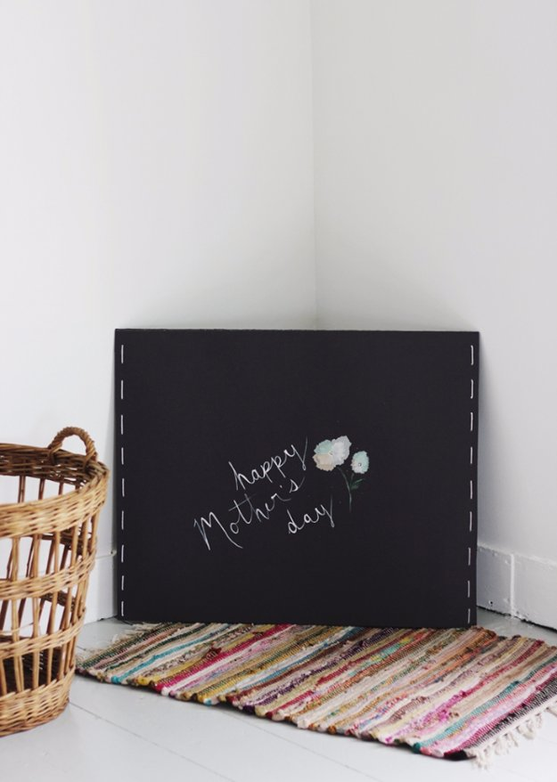 45 DIY Giant Mother's Day Card