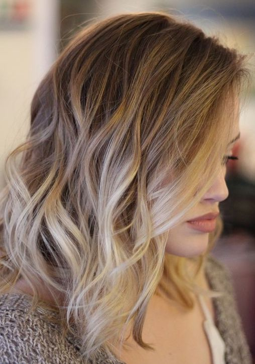 46 Balayage Hair Color
