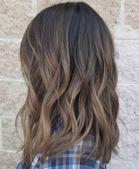 47 Balayage Hair Color