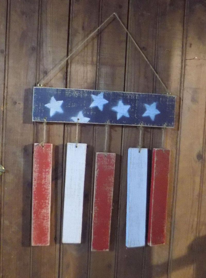 48 DIY Patriotic Wreaths