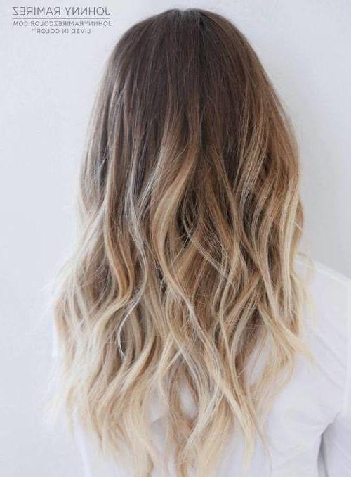 5 Balayage Hair Color
