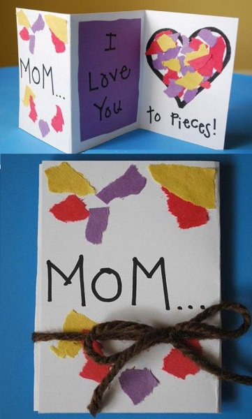 50 Mother's Day Pieces Card