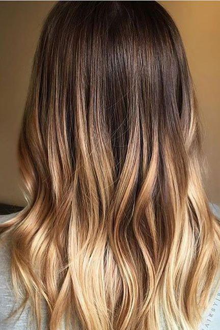 56 Balayage Hair Color