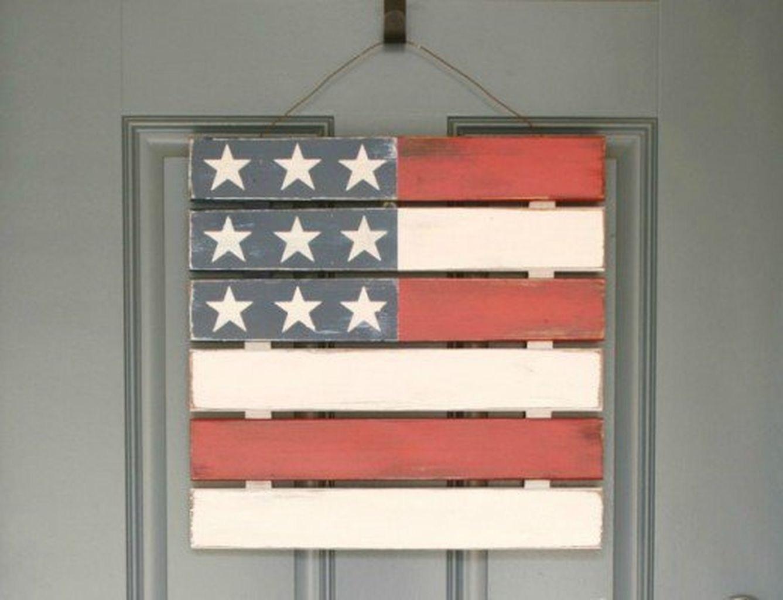 58 DIY Patriotic Wreaths