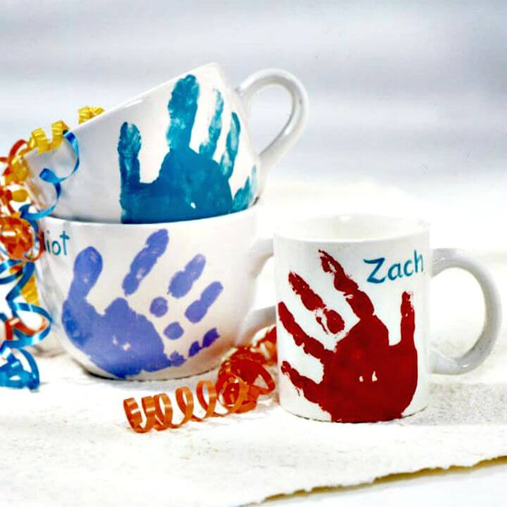 58 How To Make Hand-Warming Mug