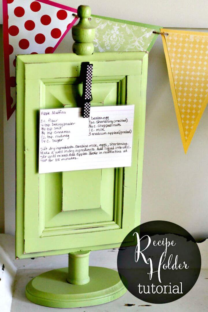 61 How To Make Recipe Holder Gift