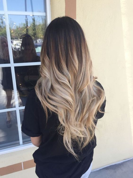 62 Balayage Hair Color