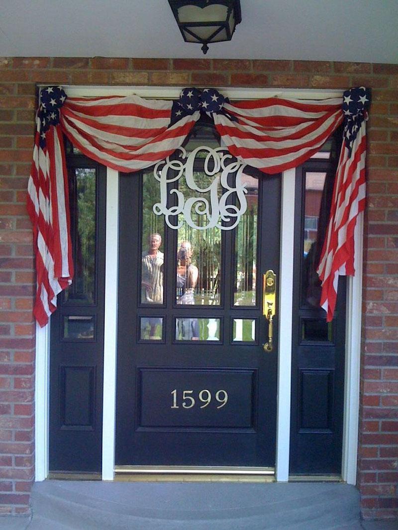 62 DIY Patriotic Wreaths