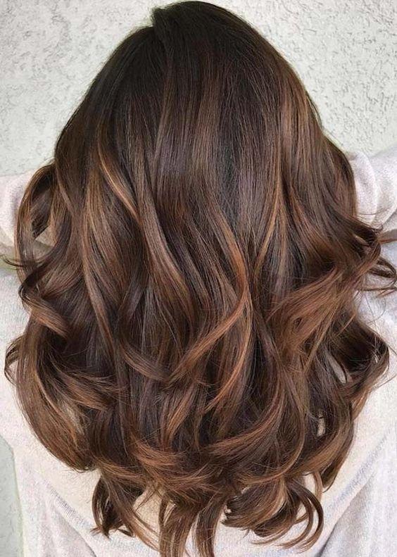 63 Balayage Hair Color