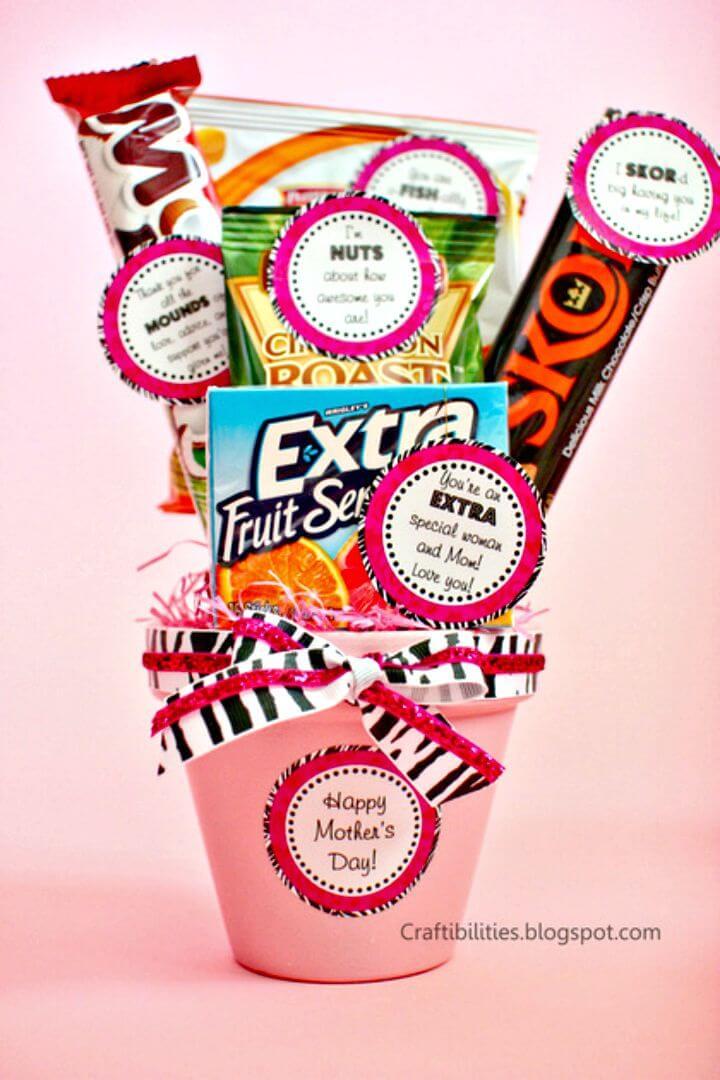 63 DIY Fun Mothers Day Gift Idea
