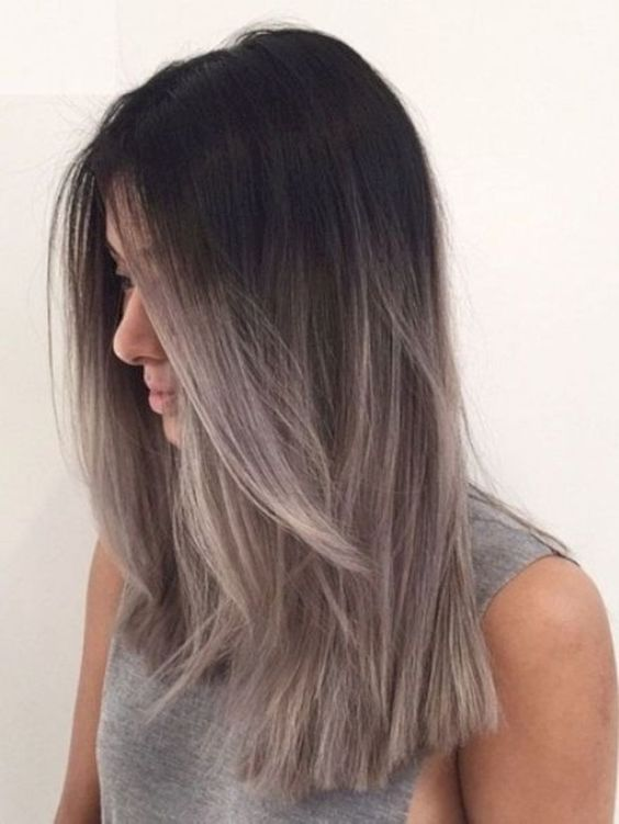 64 Balayage Hair Color