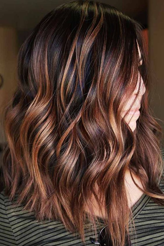 66 Balayage Hair Color