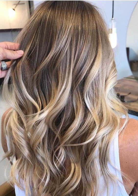 69 Balayage Hair Color