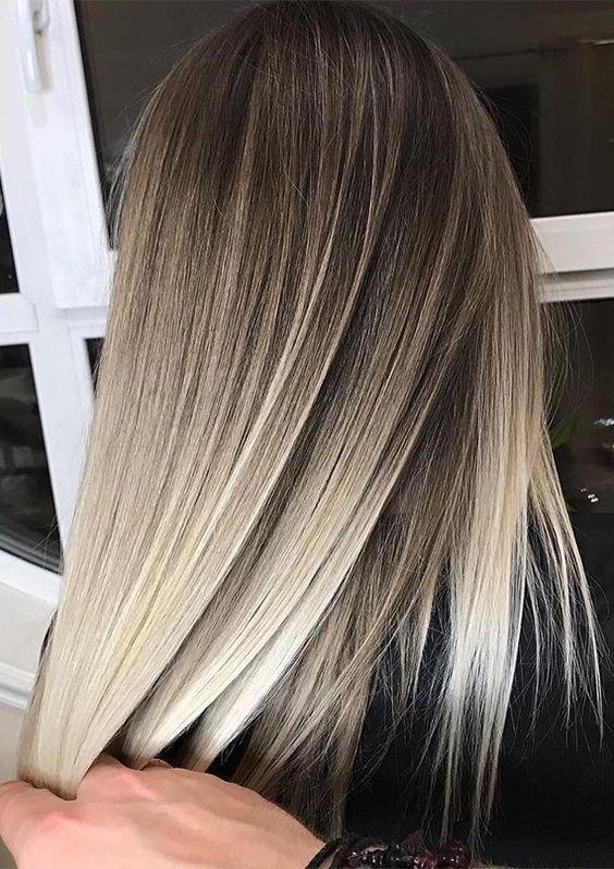 7 Balayage Hair Color