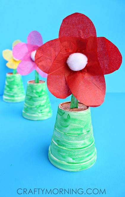 7 Spoon Flower Craft
