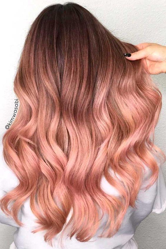 70 Balayage Hair Color