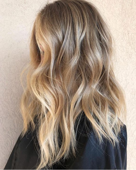 71 Balayage Hair Color