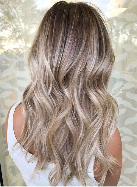 72 Balayage Hair Color