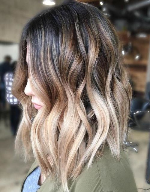 74 Balayage Hair Color