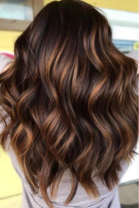 8 Balayage Hair Color