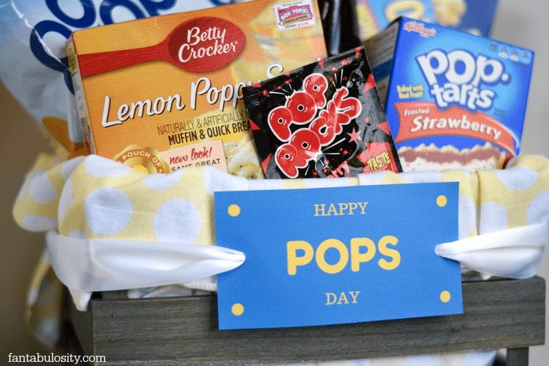 10 Happy Pops Day Father's Day Gift Idea