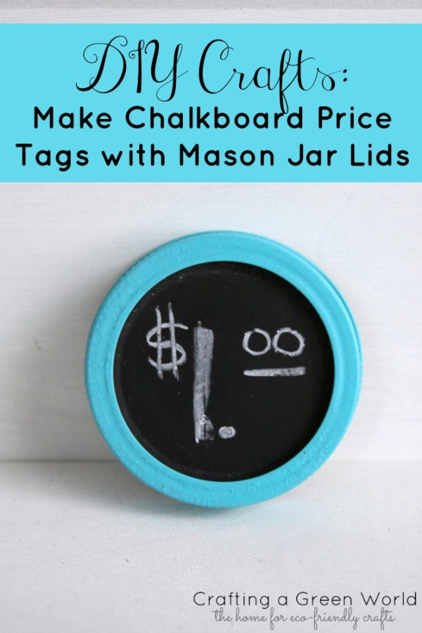 11 Mason Jar Lid Price Tags