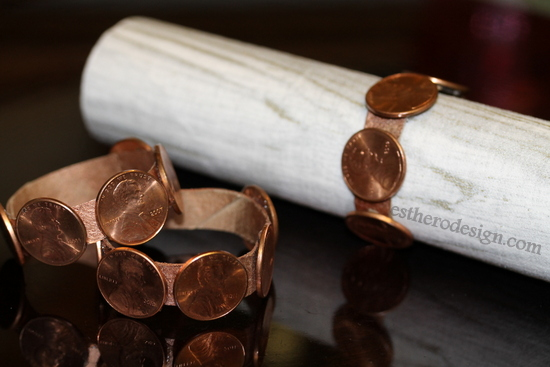13 Penny Napkin Ring Holders