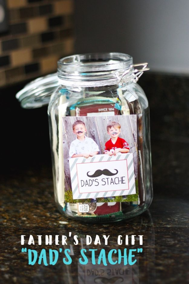 15 Father's Day Gift – Dad's Stache