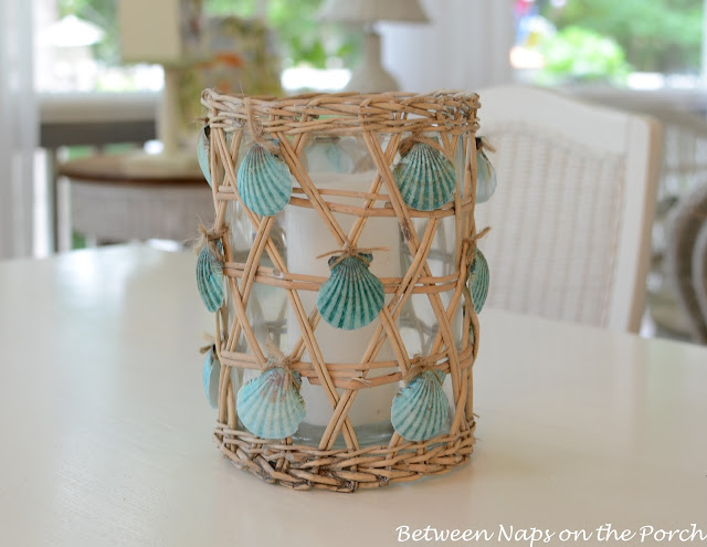 15 Seashell Crafts for Your Nautical Beach House Decor