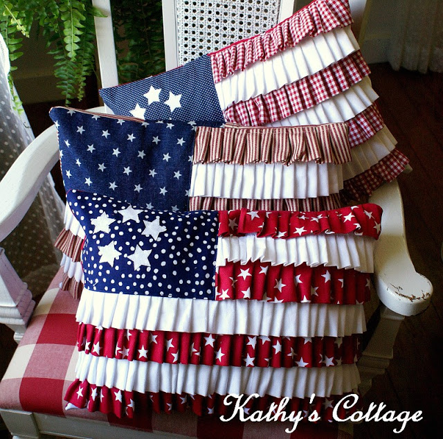16 4th of July Pillows