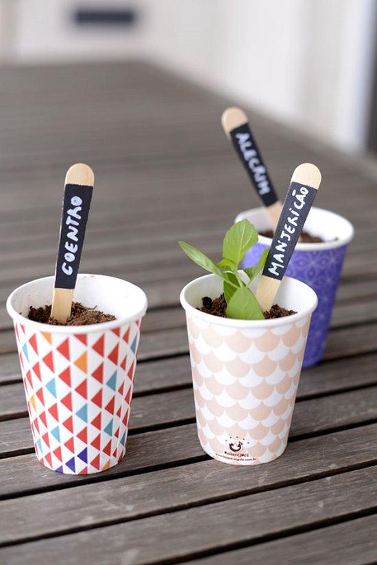 18 DIY Seedling Marker