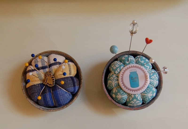 20 Make a Pincushion Tutorial