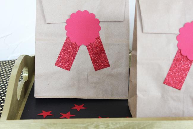 22 Paper Popcorn Bags