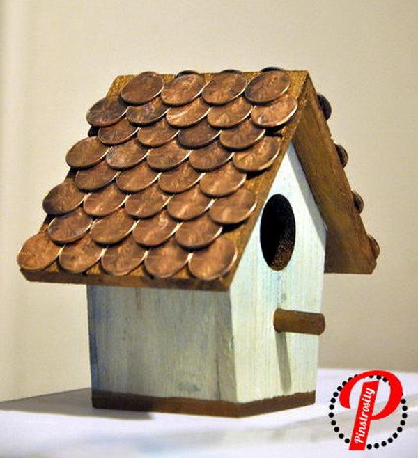 22 Penny Birdhouse