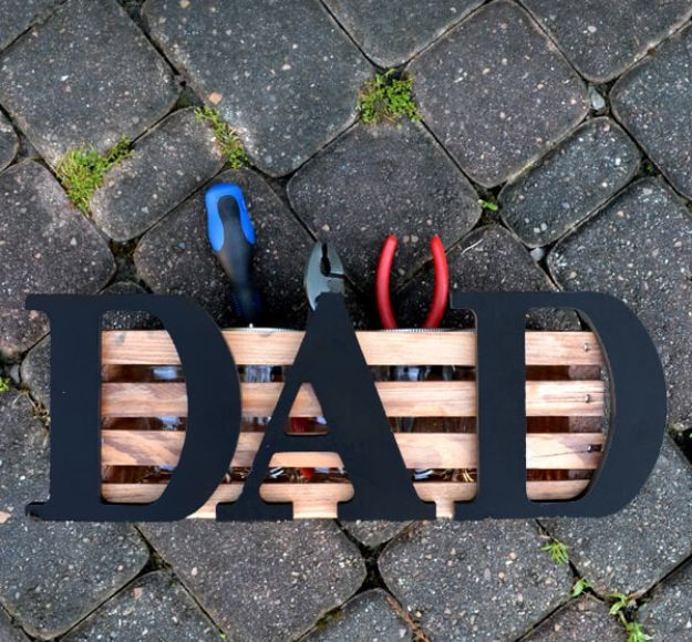 23 Father's Day Crate Project