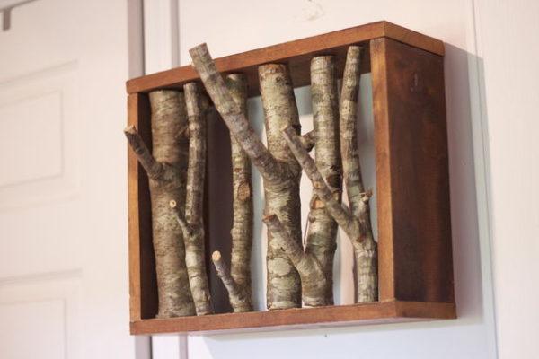 24 Branch Coat Rack