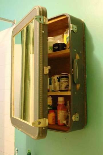 25 DIY MEDICINE CABINET