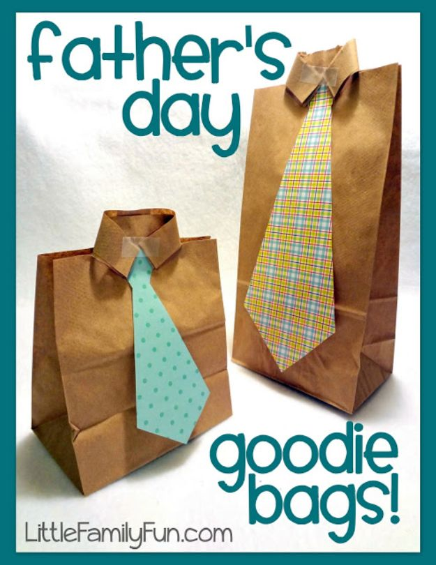 28 Father's Day Goodie Bags