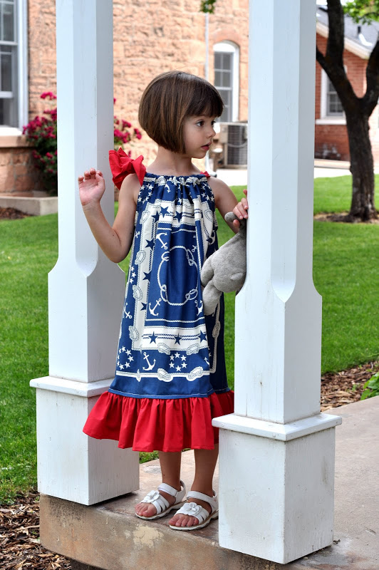 3 Adorable DIY Dress For 4th Of July