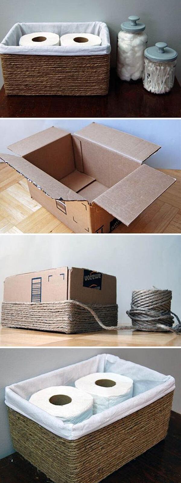 31 Box and Rope Storage Unit